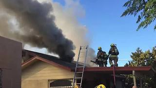 SOUTHSIDE FIRE VIDEO - Video