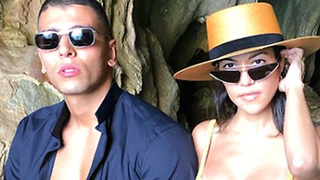 Kourtney Kardashian's ENGAGEMENT To Younes Bendjima REVEALED! - Video