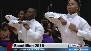 Beautillion celebrates college-bound seniors - Video