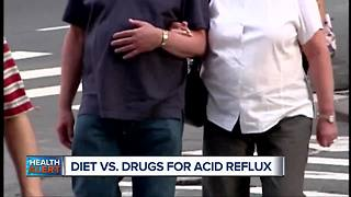 Ask Dr. Nandi: Acid reflux may respond better to diet than drugs - Video