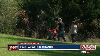 Fall Weather Changes