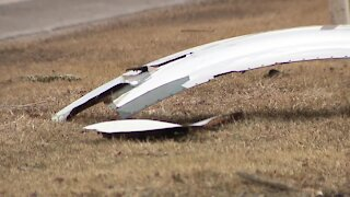 Debris from United Airlines Boeing 777 falls on Broomfield neighborhoods; flight lands safely at DIA