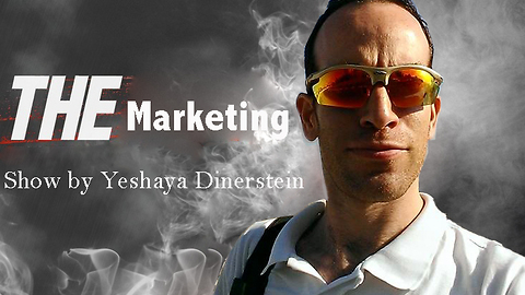 The Social Media marketing show by Yeshaya Dinerstein