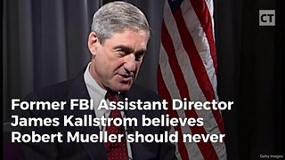 "Former FBI Asst. Director Calls out Mueller: ""Huge Conflict of Interest"" - Video"