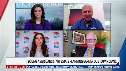 YOUNG AMERICANS START ESTATE PLANNING EARLIER DUE TO PANDEMIC