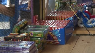 'Safe and Sane' fireworks now on sale in Las Vegas