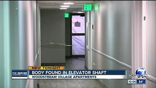 Residents at Denver apartment complex say dead body decomposed for weeks before being found - Video