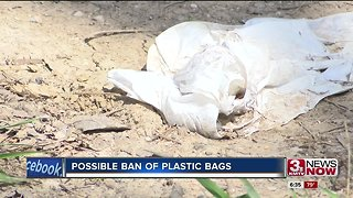 Omaha City Council proposes ban on plastic bags