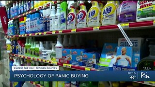 Psychology Of Panic Buying