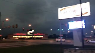 Tracking severe weather in McAlester