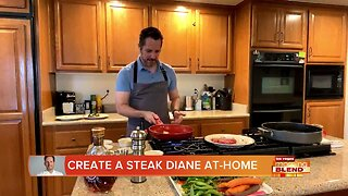 Make The Perfect Steak Diane At-Home!
