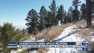 Horsetooth Mountain reopens Wednesday, two juvenile mountain lions found in area captured