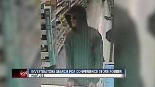 Robber targets Walgreens for prescription pills - Video