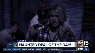 A haunted Smart Shopper deal of the day! - Video