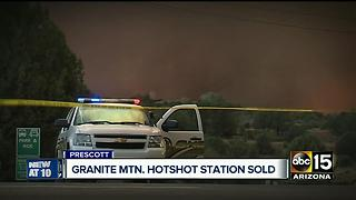 City of Prescott sells Yarnell hotshots fire station
