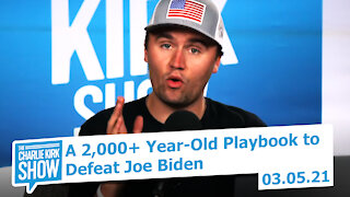 A 2,000+ Year-Old Playbook to Defeat Biden + Ask Me Anything | The Charlie Kirk Show
