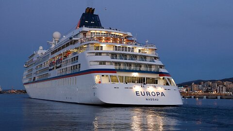 On Cruise Ships, It's All Fun And Games Until Something Goes Wrong