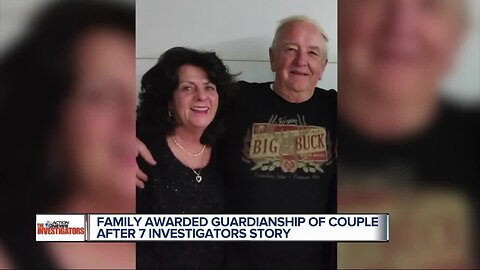 Family awarded guardianship of Macomb Co. couple after 7 Action News Investigation