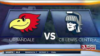 urbandale vs cb lewis central - Video