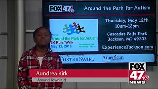 Around Town Kids 5/11/18: Around the Park for Autism - Video
