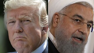 Trump Says He's Open To Meeting With Iranian President Rouhani