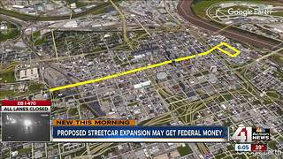 KC Streetcar may get federal funds for planned southern extension