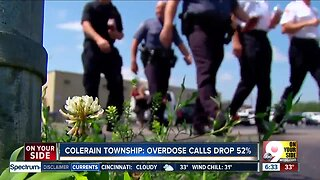 Colerain Township officials credit Quick Response Team for new low in opioid OD responses