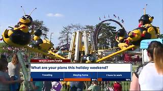 Your guide to events, parades & tributes this Memorial Day weekend in metro Detroit - Video