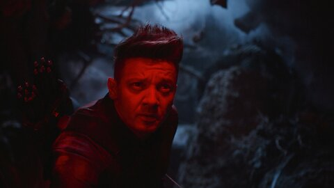 Jeremy Renner: his most 'difficult day' on 'Avengers: Endgame'
