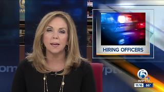 Port St. Lucie Police Department accepting applications for police officers - Video