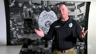 Delray Beach police officers train to hold each other accountable