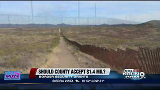County Supervisors to re-vote on border security funding - Video
