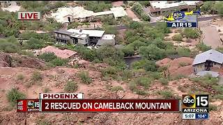 BREAKING: Woman injured hiking Camelback Mountain