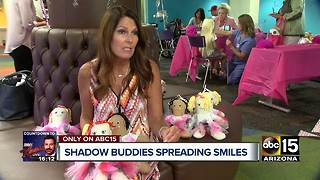 Shadow Buddies offering comfort to hospitalized children - Video