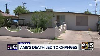Ame Deal's death leads to changes in child welfare system in Arizona - Video