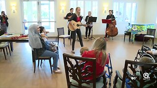 Palm Beach Symphony inspiring children through music