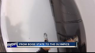 Former Bronco Cunningham Named to 2018 U.S. Olympic Team - Video
