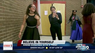 Believe In Yourself, dress donation nonprofit headed to Tucson