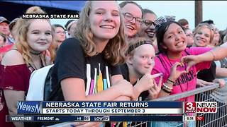Nebraska State Fair starts Friday