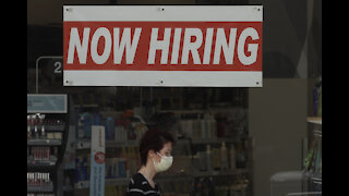 Examining the problems some businesses are having with hiring
