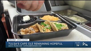 We're Open Green Country: Cafe Olé Staying Positive During Pandemic