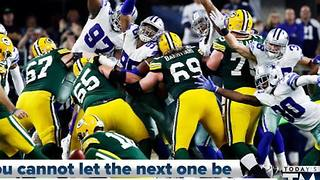 Mason Crosby's Shining Moment - Video