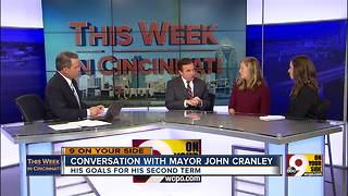 Mayor John Cranley discusses FC Cincinnati - Video