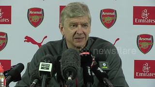 Wenger: Arsenal have had no contact from Manchester City over a bid for Alexis Sanchez - Video