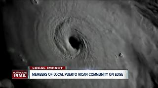 Local Puerto Rican Community on Edge - Video