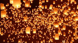 Lantern Festivals of Thailand - Video