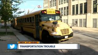 MPS budget proposal would eliminate bus service for 1,000 students - Video