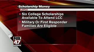 LAFCU Community Champions scholarships - Video