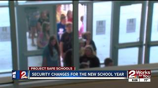 Project Safe Schools: Back-to-school security changes