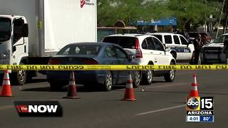 Police identify man accused of shooting and killing pregnant woman in Phoenix - Video
